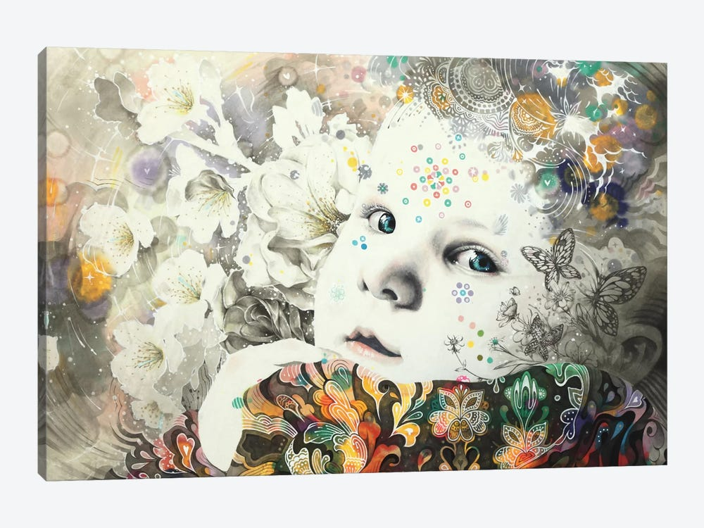 Blooming by Minjae Lee 1-piece Art Print