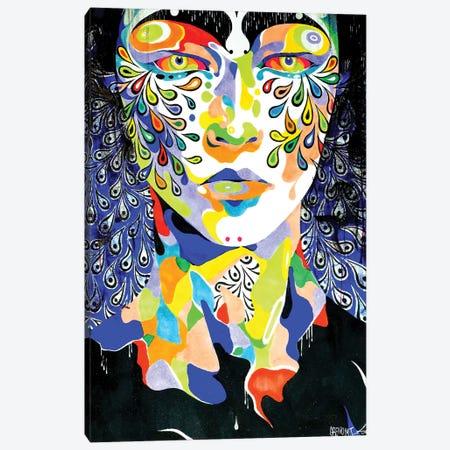 Mute Swans Canvas Print #MJL41} by Minjae Lee Canvas Artwork