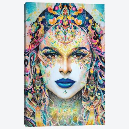 Shakti Canvas Print #MJL42} by Minjae Lee Canvas Wall Art