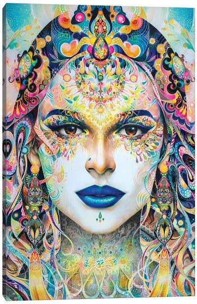 Shakti Canvas Art Print