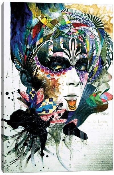 Blossom Desire Canvas Print #MJL4