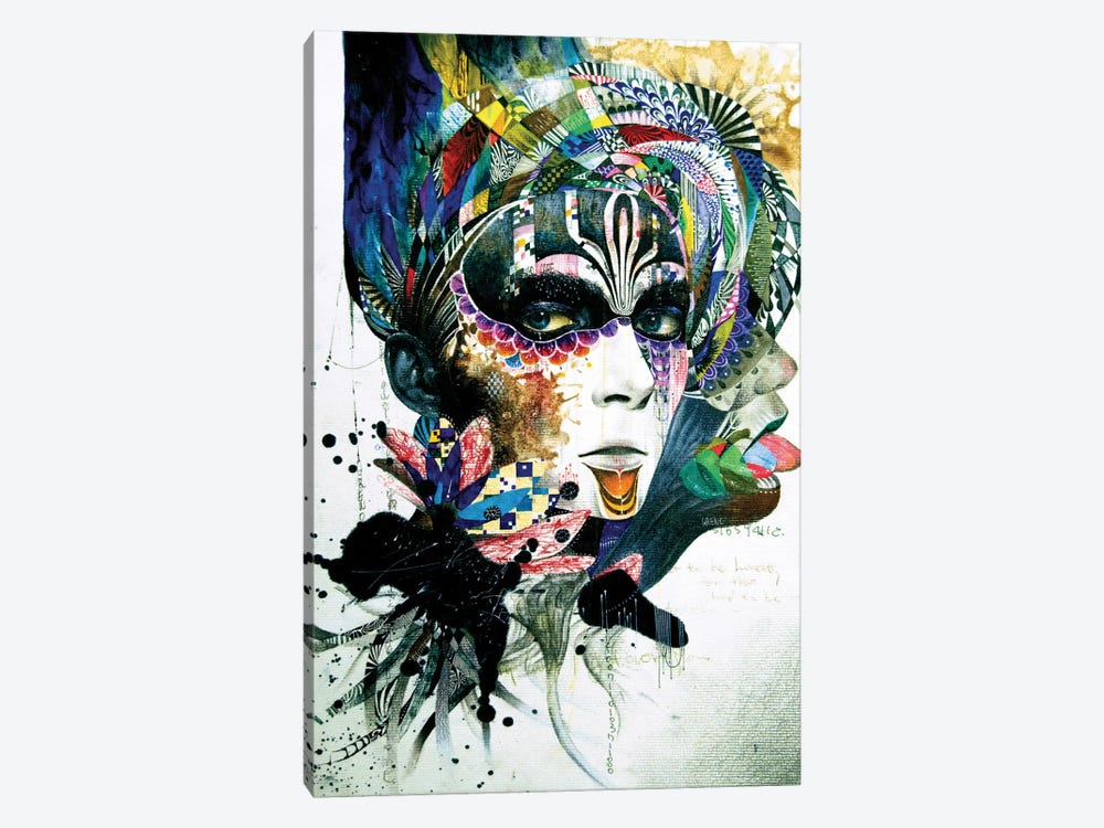 Blossom Desire by Minjae Lee 1-piece Canvas Artwork