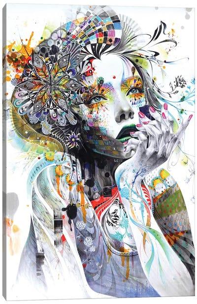 Circulation Canvas Print #MJL7