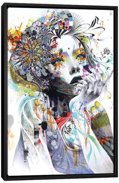 Circulation Canvas Art Print