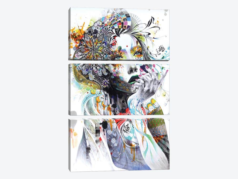 Circulation by Minjae Lee 3-piece Art Print