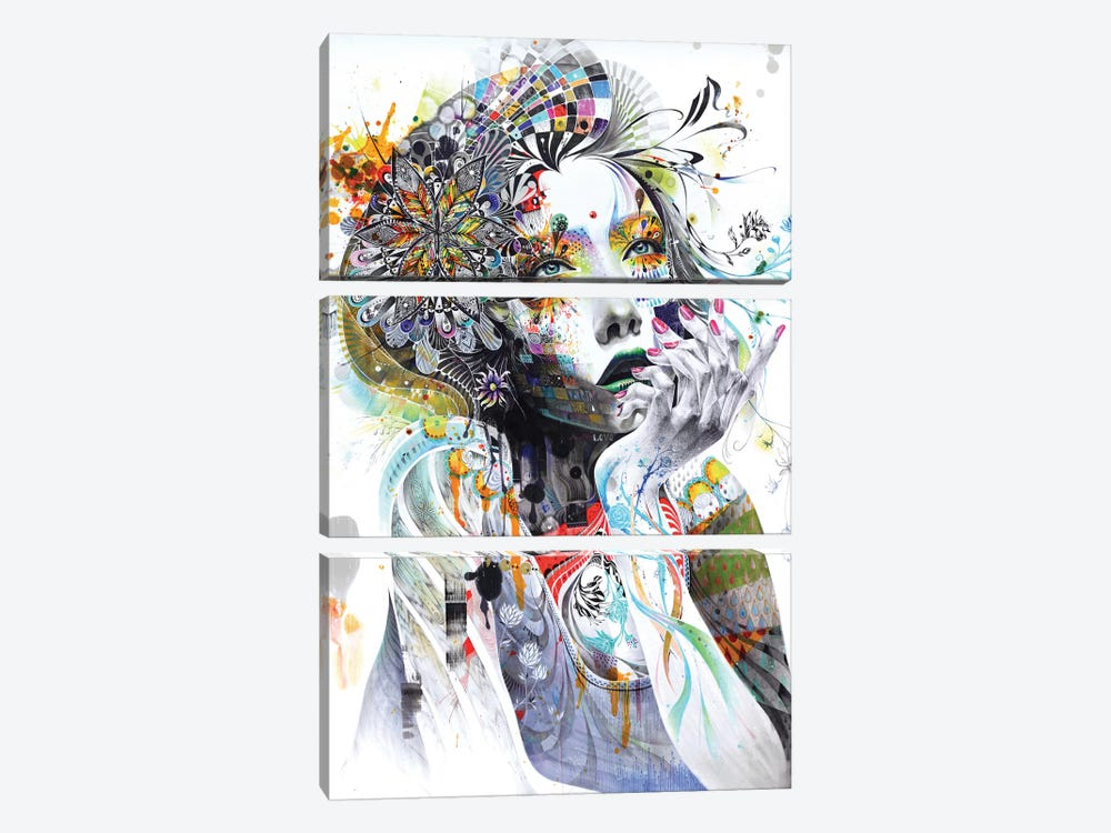 Circulation by Minjae Lee 3-piece Art Print