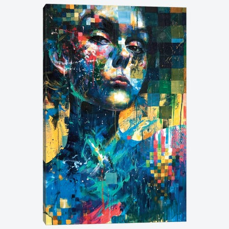 Dace I Canvas Print #MJL8} by Minjae Lee Canvas Wall Art