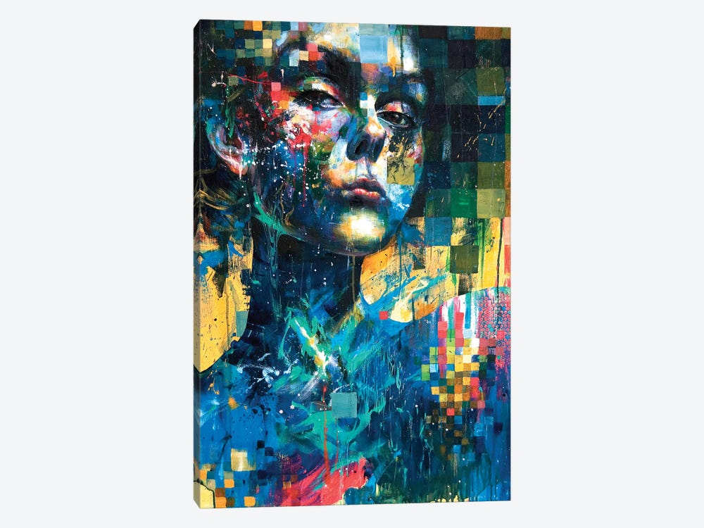 Dace I by Minjae Lee 1-piece Canvas Art