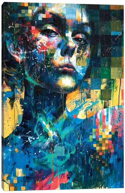 Dace I Canvas Art Print
