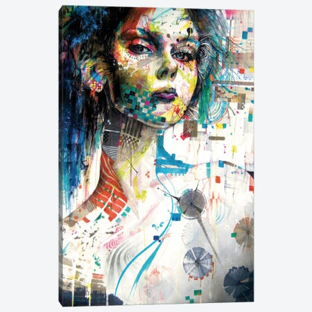 Dace II Canvas Print #MJL9} by Minjae Lee Canvas Artwork
