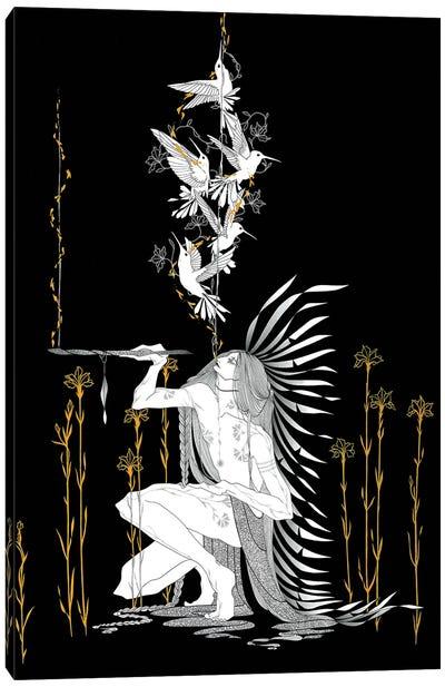 Great Spirit Canvas Art Print