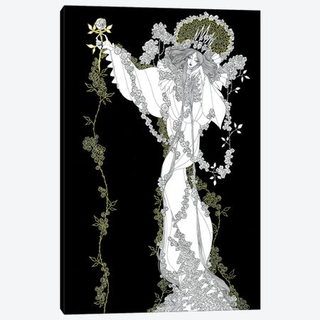 LaBelle Canvas Print #MKA14} by Marina Mika Canvas Wall Art