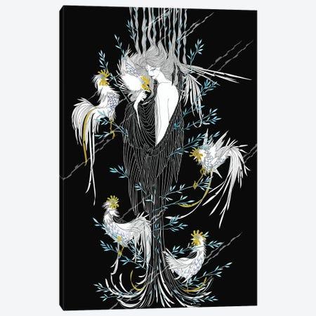 Anima XV.III Canvas Print #MKA1} by Marina Mika Canvas Art