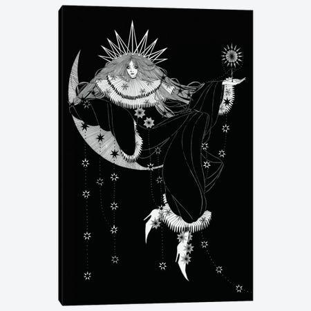 Starlight Canvas Print #MKA23} by Marina Mika Canvas Art
