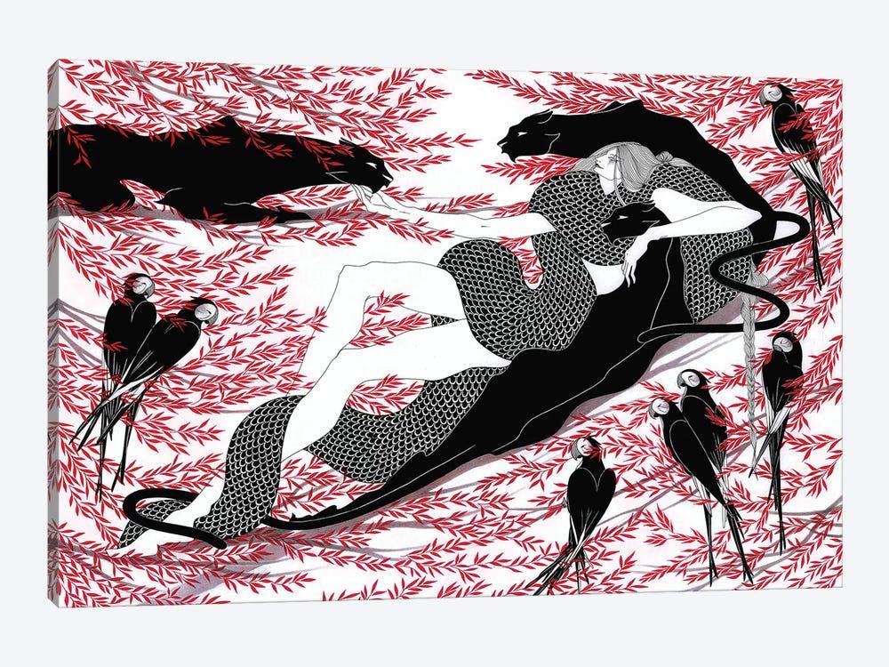 Bagreera by Marina Mika 1-piece Art Print