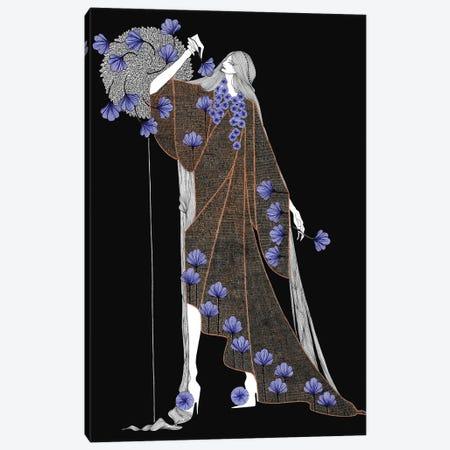 Fendi Canvas Print #MKA7} by Marina Mika Art Print