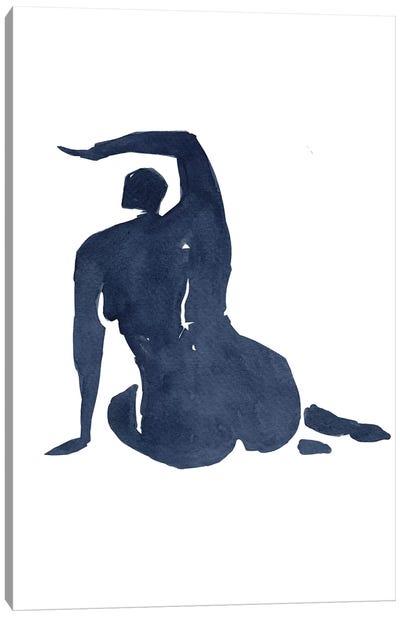 Morning Stretch Canvas Art Print