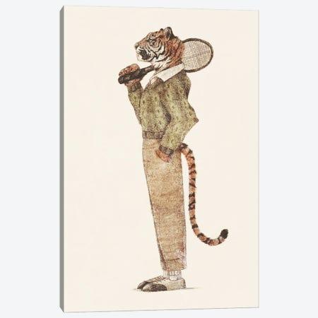 Tiger Tennis Club Canvas Print #MKB131} by Mike Koubou Canvas Print