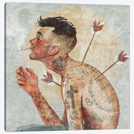 Heal Canvas Print #MKB167} by Mike Koubou Canvas Print