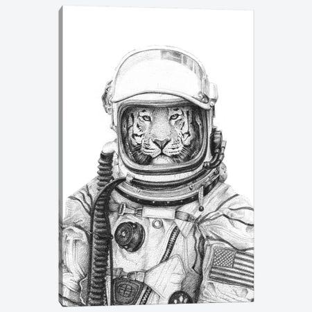 Apollo 18 3-Piece Canvas #MKB1} by Mike Koubou Art Print