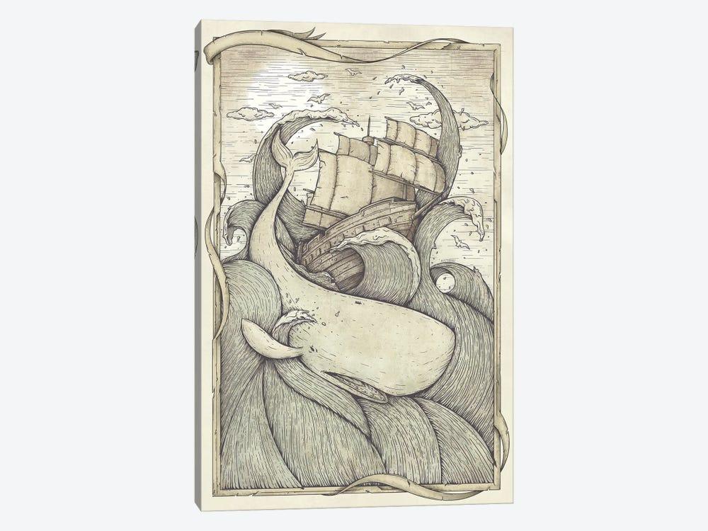 The Battle by Mike Koubou 1-piece Art Print