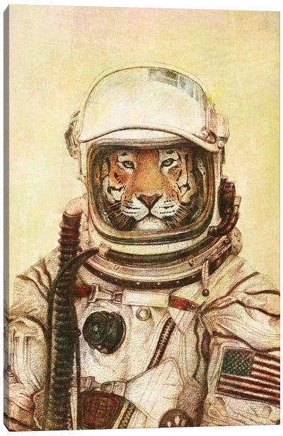 Apollo 18 II Canvas Art Print