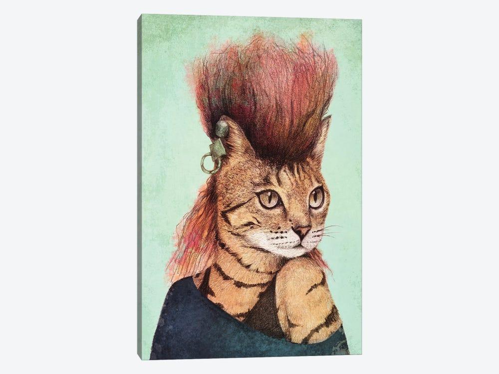 Caty II by Mike Koubou 1-piece Canvas Art Print