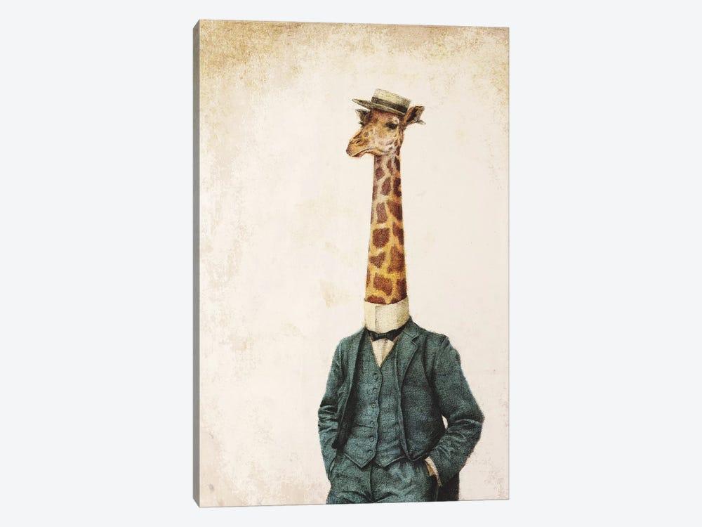 High Class Gentleman II by Mike Koubou 1-piece Art Print