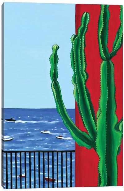 Freedom. Amalfi Coast Canvas Art Print