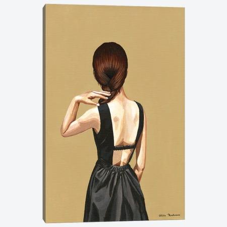 Molly Canvas Print #MKC27} by Mila Kochneva Art Print