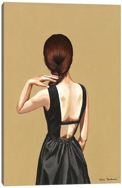 Molly Canvas Art Print