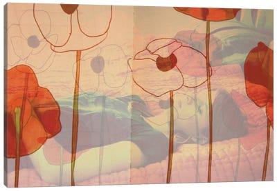 Poppies Will Make Them Sleep Canvas Art Print