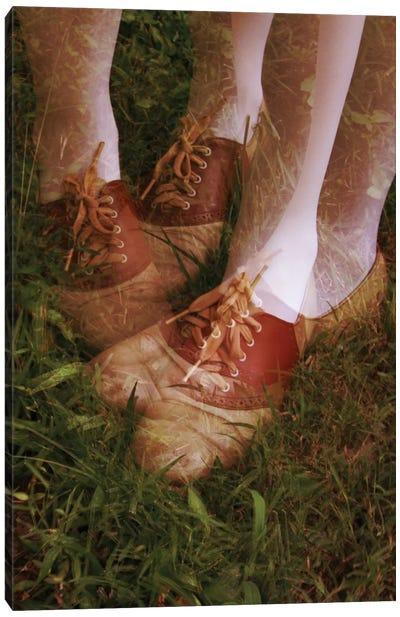 Your Tangled Feet Canvas Art Print