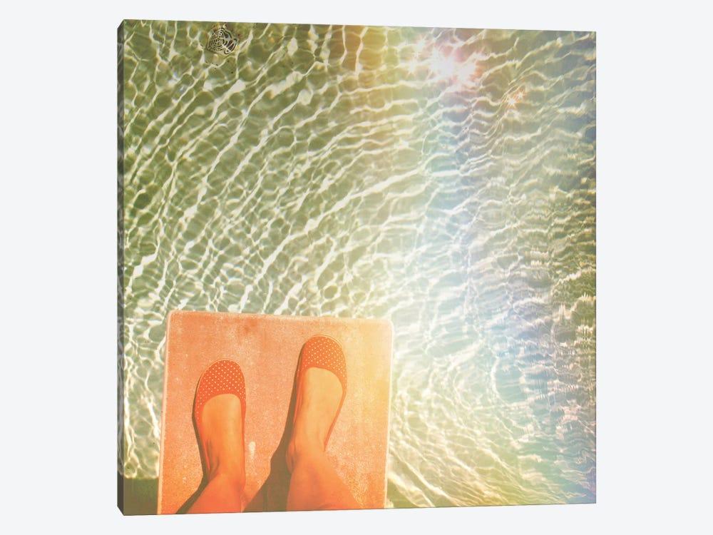 Liquid Stars by Morgan Kendall 1-piece Canvas Print