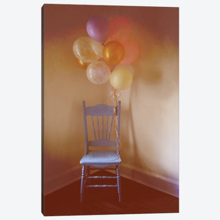 It's My Party Canvas Print #MKE60} by Morgan Kendall Canvas Artwork