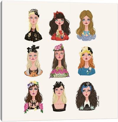 Dolce & Gabbana Crew Canvas Art Print