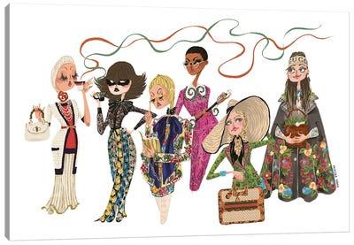 Gucci Crew Canvas Art Print