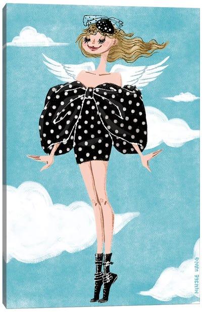 Celine Sky Canvas Art Print