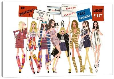 Chanel Crew Canvas Art Print
