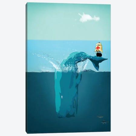 Sea Life VI Canvas Print #MKH101} by Mark Ashkenazi Canvas Artwork