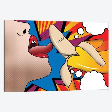 Sweet Pop Canvas Print #MKH107} by Mark Ashkenazi Art Print