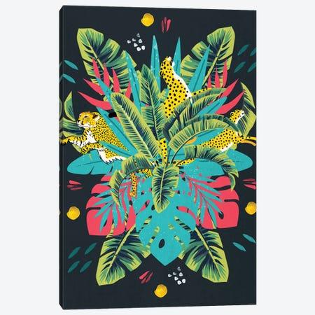 Tropical Vibe Canvas Print #MKH148} by Mark Ashkenazi Canvas Art