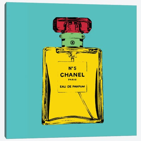 Chanel II Canvas Print #MKH18} by Mark Ashkenazi Canvas Wall Art