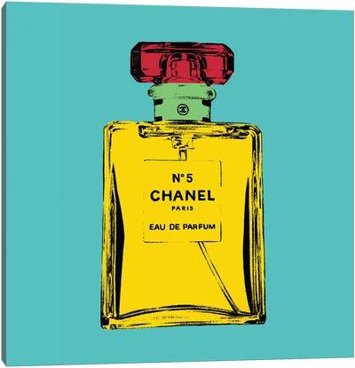 Chanel II Canvas Art Print