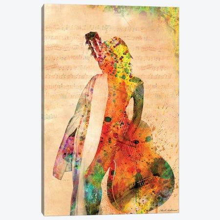 Gracias A La Vida Canvas Print #MKH35} by Mark Ashkenazi Canvas Print