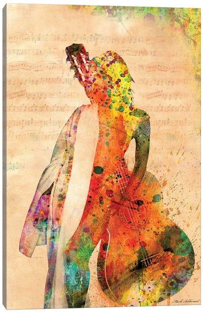 Gracias A La Vida Canvas Art Print