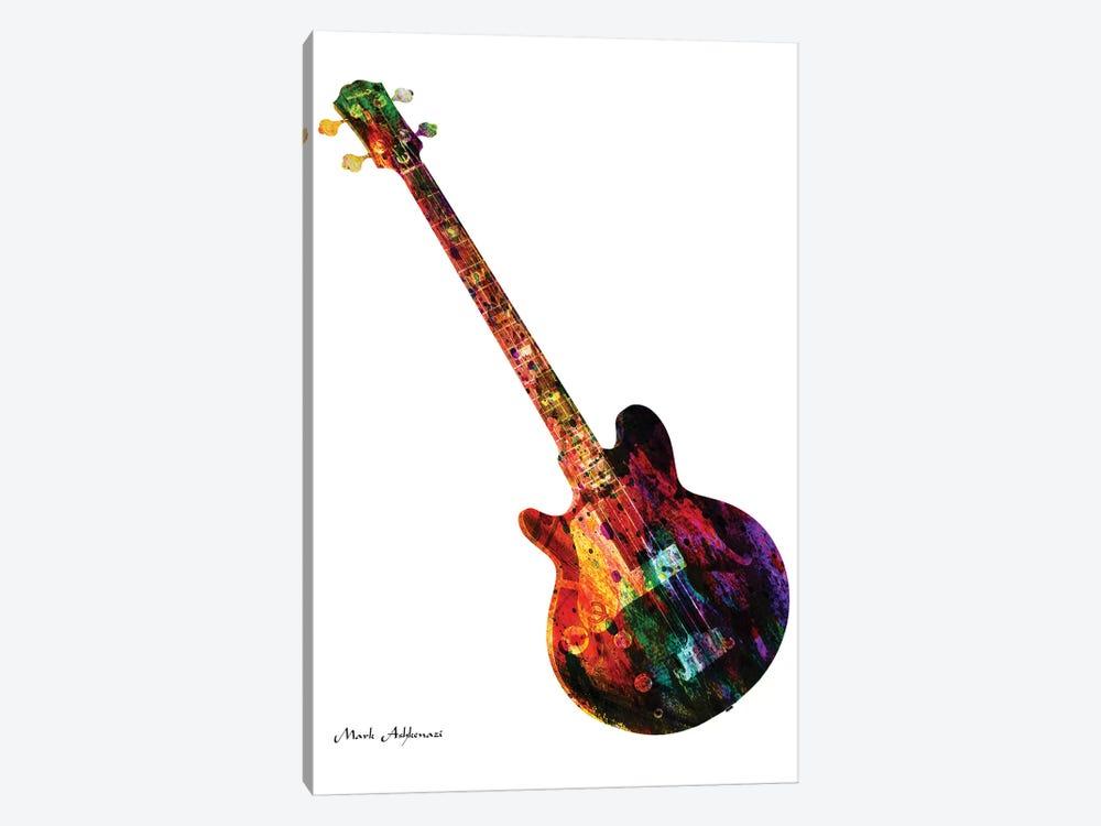 Guitar X by Mark Ashkenazi 1-piece Canvas Wall Art