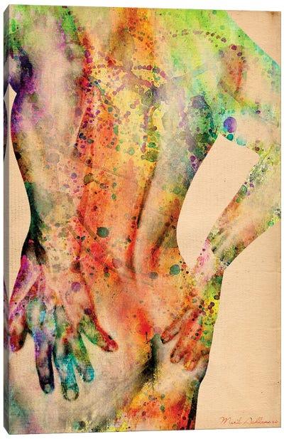 Abstract Body IV Canvas Art Print