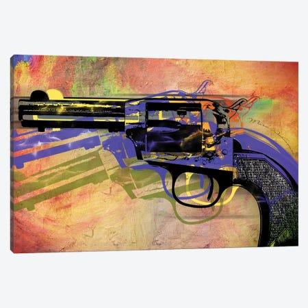 Gun VI Canvas Print #MKH40} by Mark Ashkenazi Canvas Art Print
