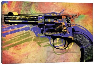 Gun VI Canvas Art Print